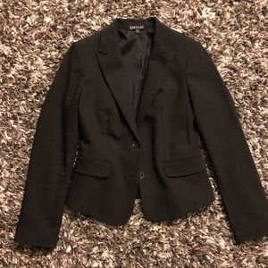 Express suit for women in black